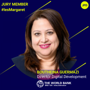 Boutheina Guermazi_World Bank