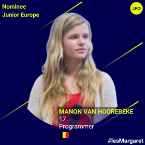 Manon Van Hoorebeke